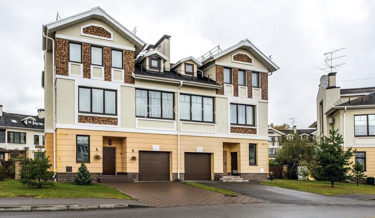Купить таунхаус 260 м² в поселке «Павлово-2»