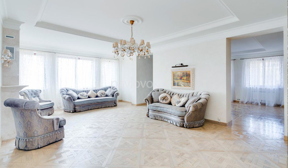 Купить дом 500 м² в поселке «Павлово»