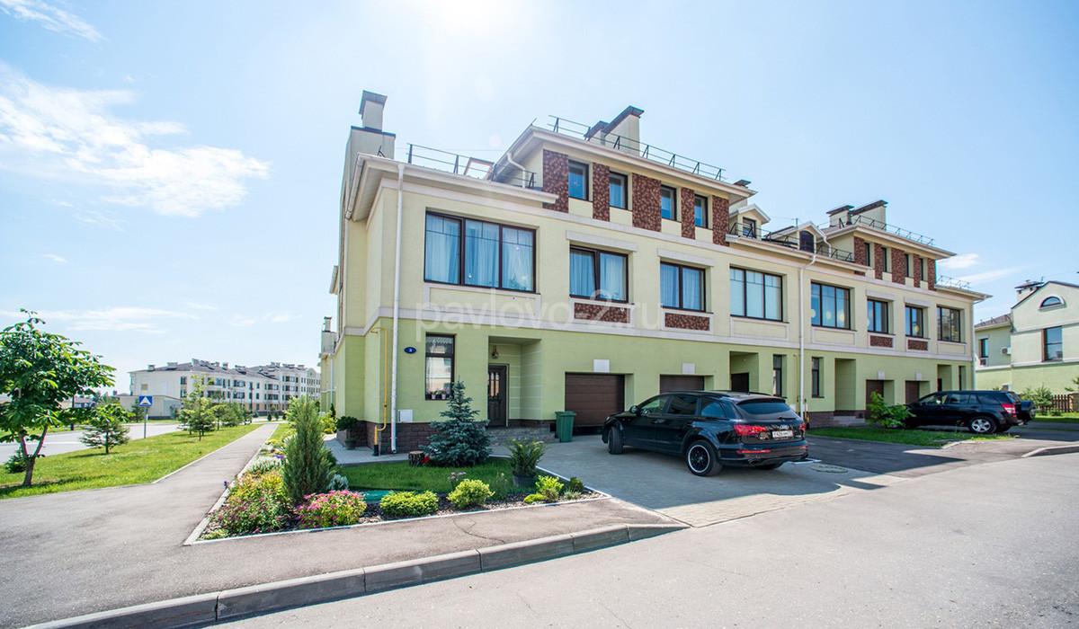 Продажа таунхауса 250 м² в КП «Павлово-2»